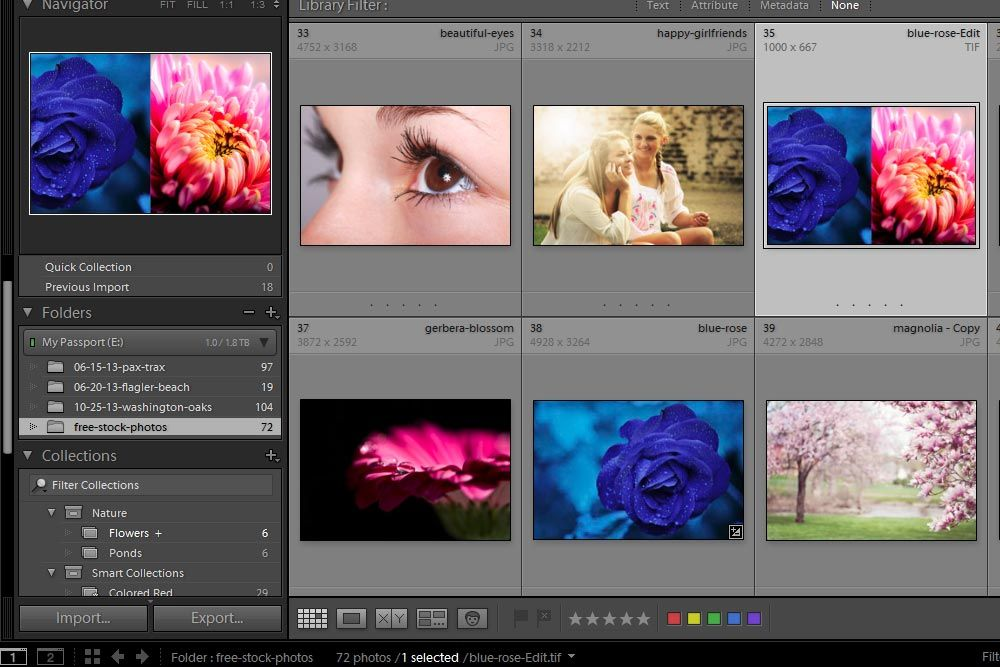 How to Open Images as Layers From Adobe Lightroom to