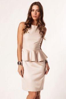 Miss Ipekyol Elbise Bej 1