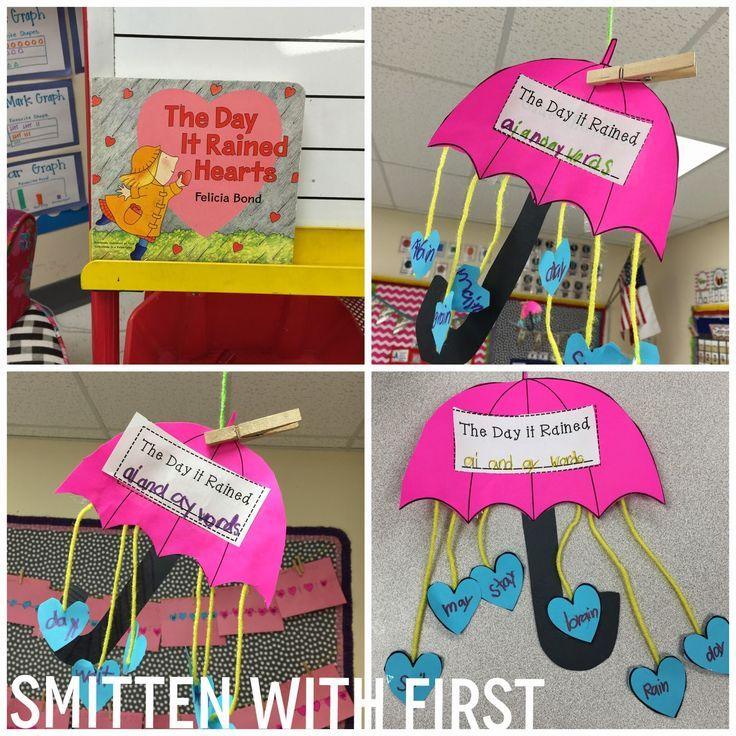 Ai/Ay Vowel Team read aloud and craft. Craft by Across the ...