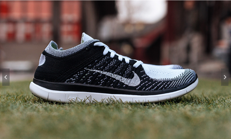 new product 0997f 77ea2 Nike Free 4.0 Flyknit Espadrilles Homme, Chaussures De Course Nike,  Nouvelles Chaussures Nike,