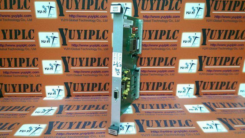 KULICKE & SOFFA 8002-4017 TEMP CONT BOARD