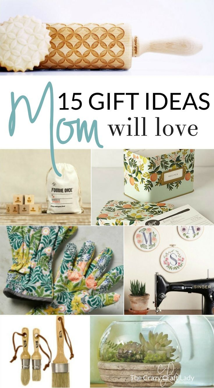 Mother S Day Gift Guide For Crafty Moms If Your Mom Is A