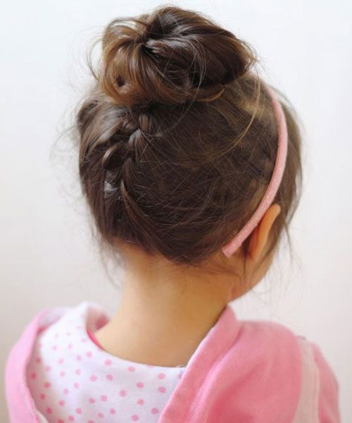 Prettiest Toddler Girls Hairstyles 2017 - 2018 | Girl hairstyles ...
