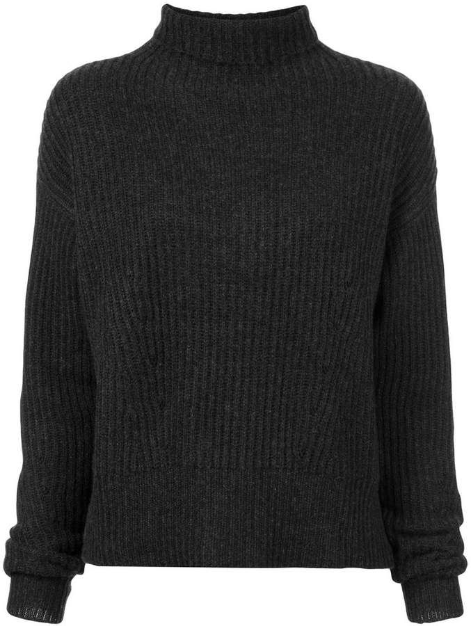 5344898dd Le Kasha turtle-neck knitted sweater
