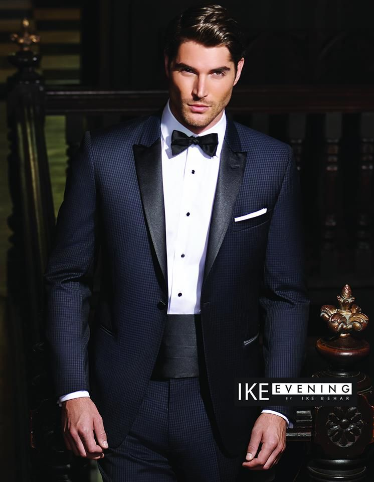 Details about Slim Fit Mens Wedding Suits 2 Piece Formal Groomsmen ...