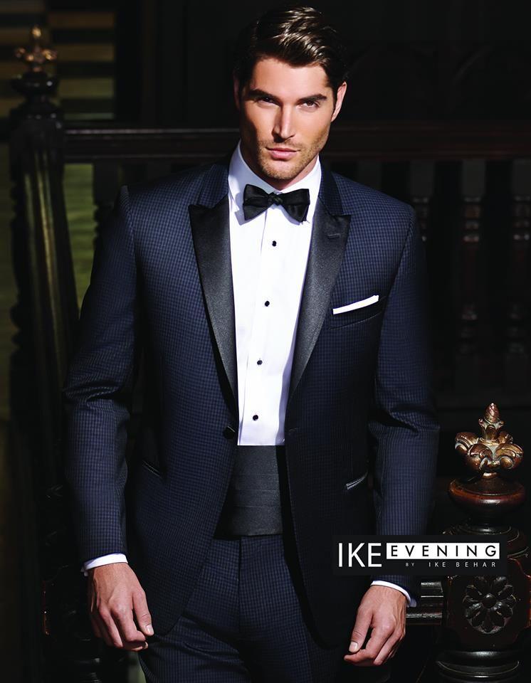 New Ike Behar Tuxedo Nice Design