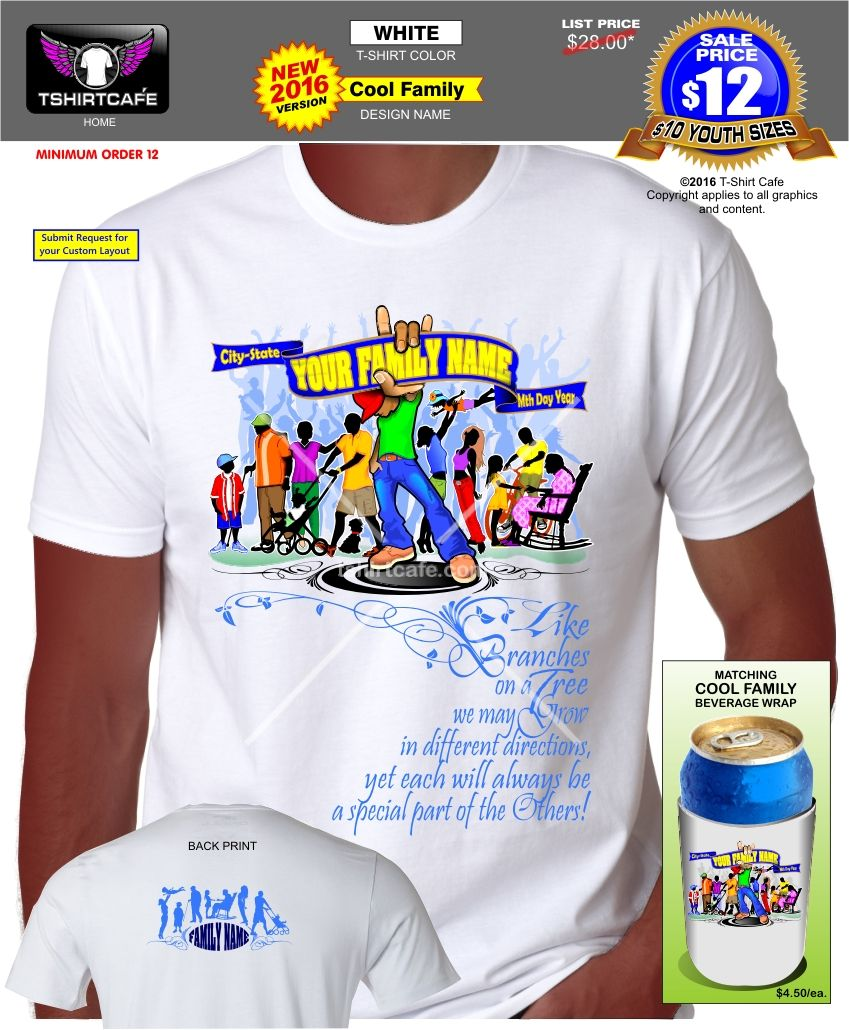 Cool Family Reunion T Shirts T Shirt Cafe Family Reunion Family