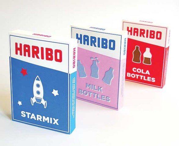 Haribo's candy