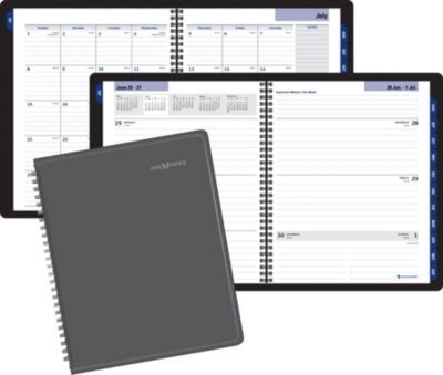 Shop Staples® for 2014/2015 DayMinder® Academic Weekly/Monthly Planner, 9-1/4'' X 11-1/8'' and enjoy everyday low prices, plus FREE shipping on orders over $29.99. Get everything you need for a home office or business right here.