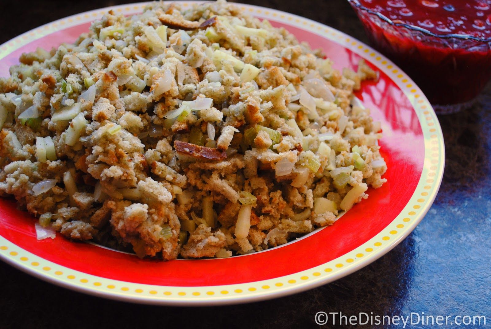 The Garden Grill: Cornbread and Apple Stuffing Ingredients: 2 Granny ...