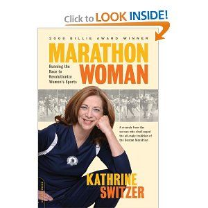 From one of the pioneers of women's running, who is also a very talented writer.