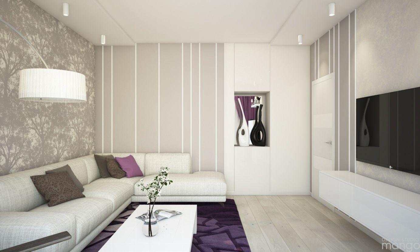 Zeitgenössische Home Design-Ideen mit attischen Dekor, die einen ...
