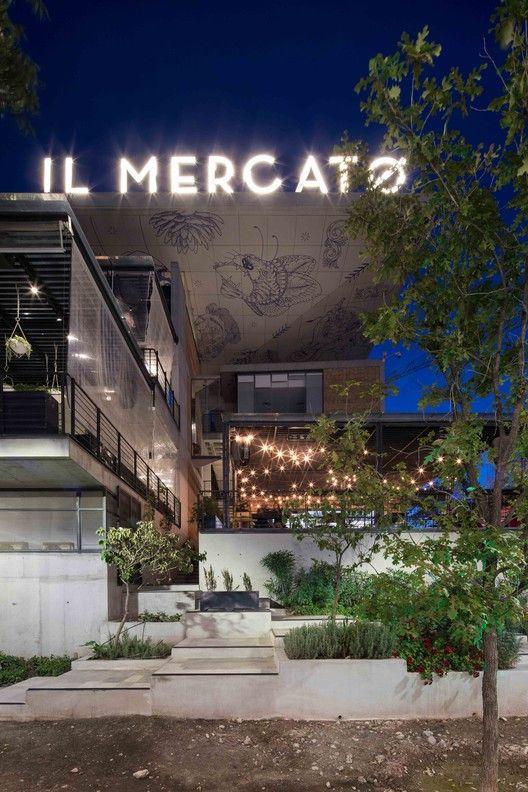 Il Mercato,© Documentación Arquitectónica