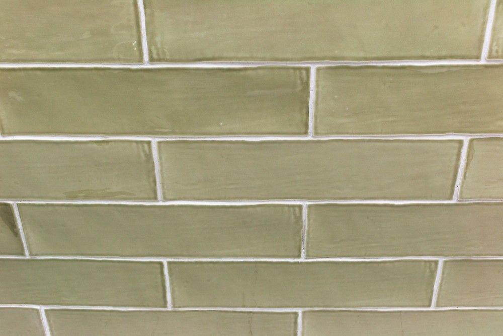 Shop for Lancaster 3x12 Celery Ceramic Tile at TileBar.com