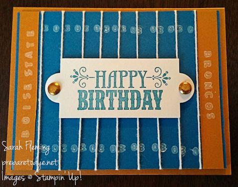 The Smurf Turf Cards Handmade Birthday Cards Cards Birthday Cards
