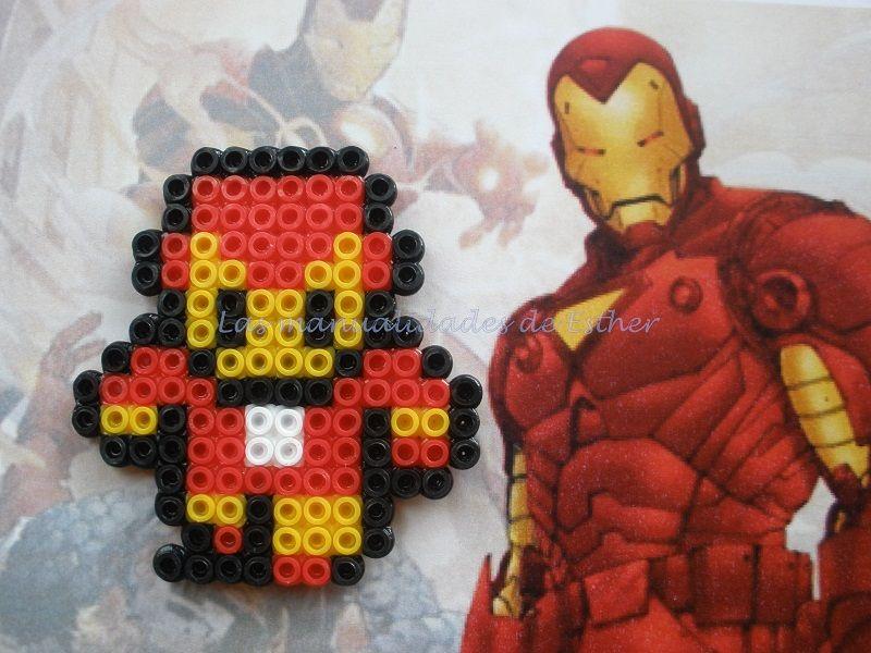 Fireman Hama Beads