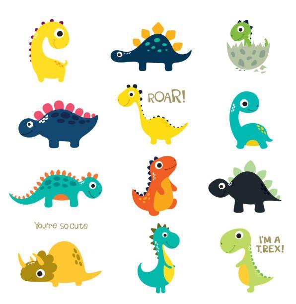 Dinosaur Illustrations, Royalty-Free Vector Graphics & Clip Art