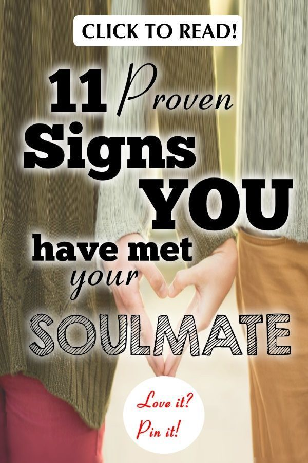 11 Proven Soulmate Signs Coincidences You May Not Know