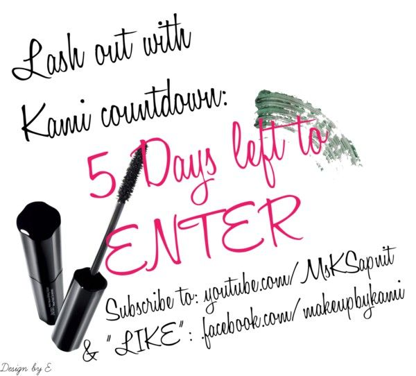 """""""Lash out with Kami countdown 5 days!"""" by emily attwood"""