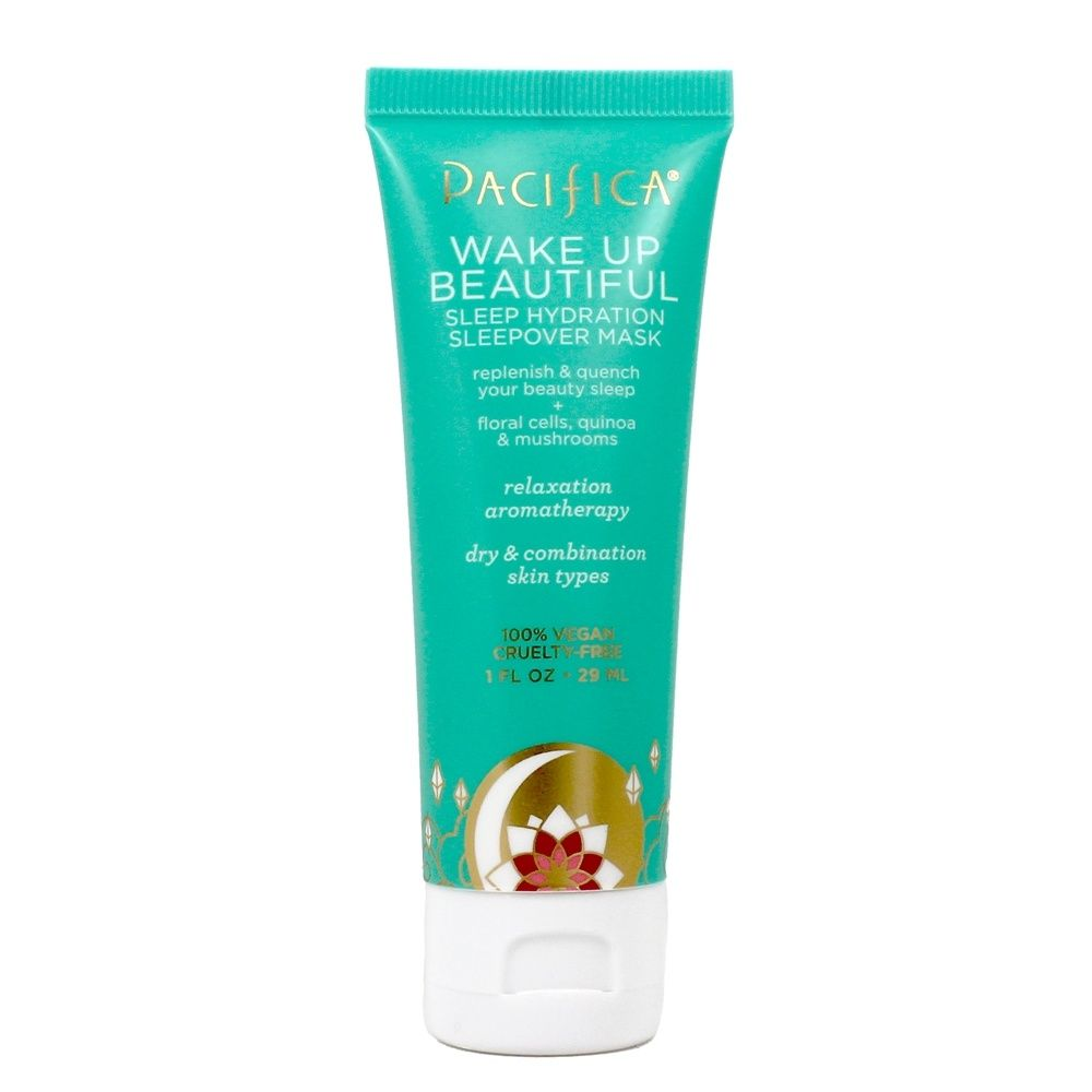 Pacifica Wake Up Beautiful Sleep Hydration Sleepover Facial Mask 1 Fl Oz Products In 2019 Facial Masks Sleepover Facial