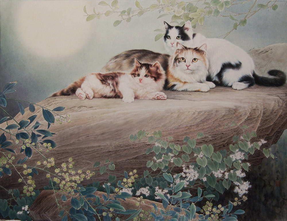Alias Fu Yuan nació en 1960 en la ciudad de Cangzhou, provincia de Hebei. Ha estado interesado en la pintura desde la infancia. En 1978 se graduó en la Academia de Bellas Artes de la provincia de...