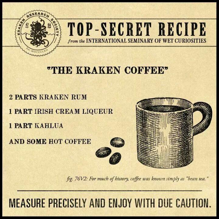 Kraken Coffee