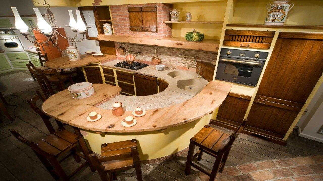 Cucina Il Castello: cucina rustica Il Borgo Antico | Cucina ...