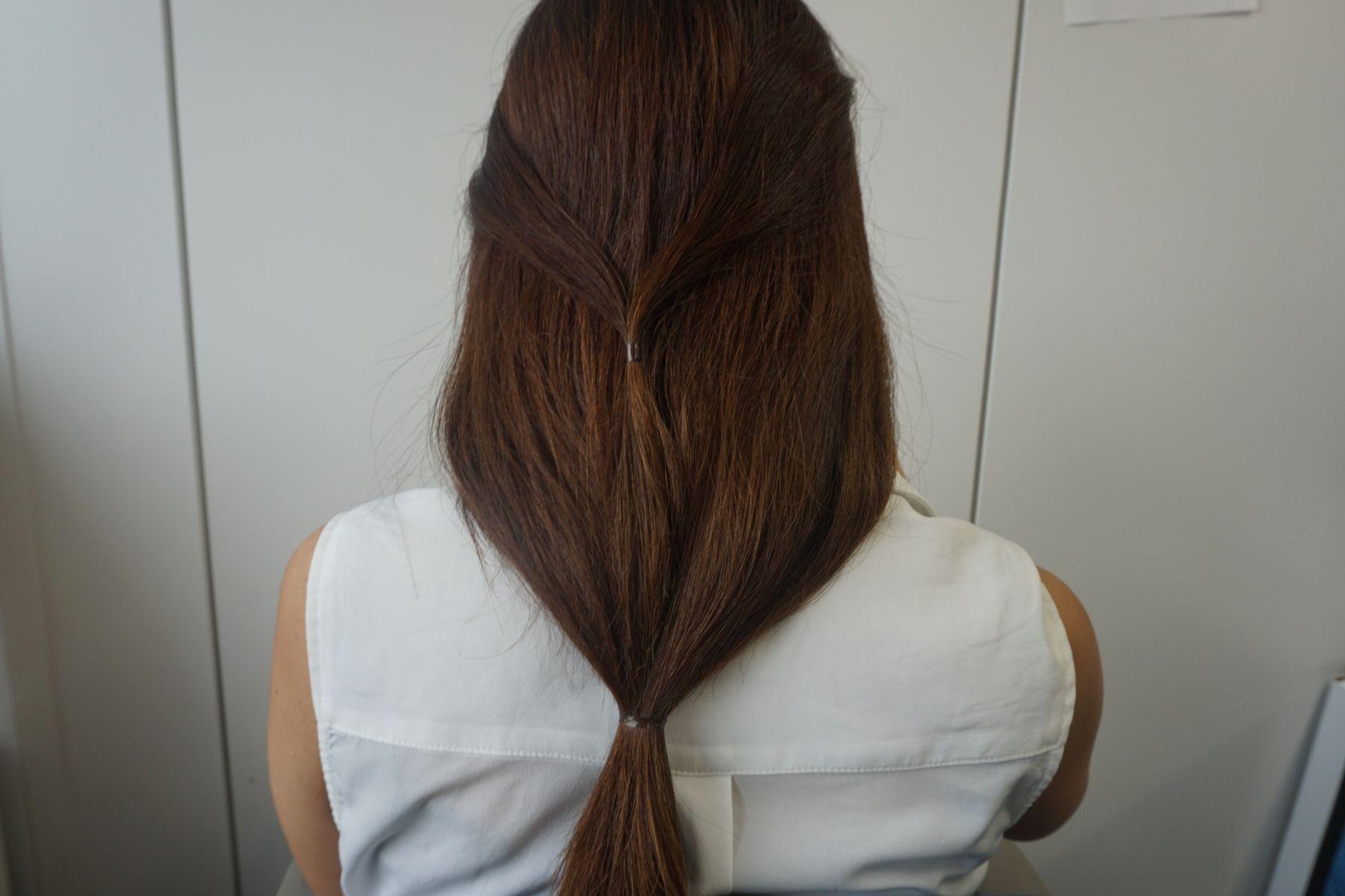 Easy Level 12 to 12 : Yukata/Kimono Hairstyle Arrangement Steps for