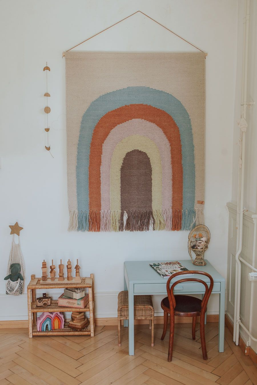 Children S Room In Boho Chic Mix Of Styles Desired Mini