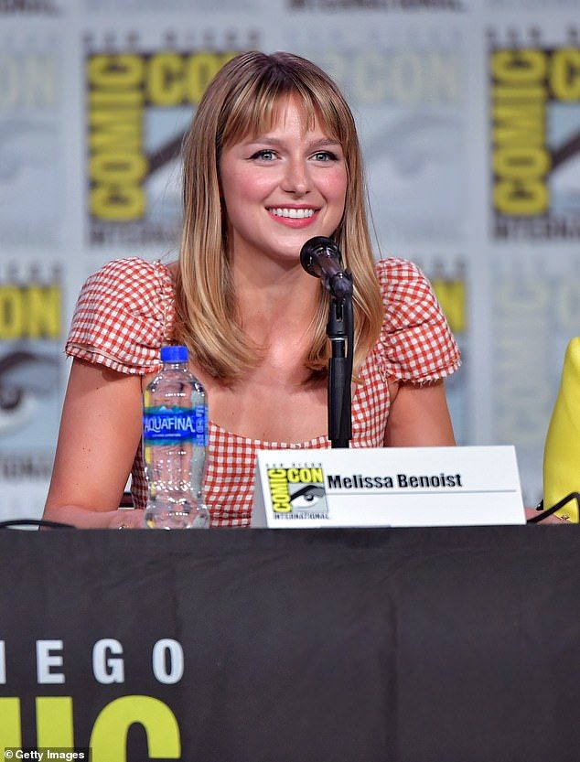 See What WHIPLASHs Melissa Benoist Looks Like As CBS
