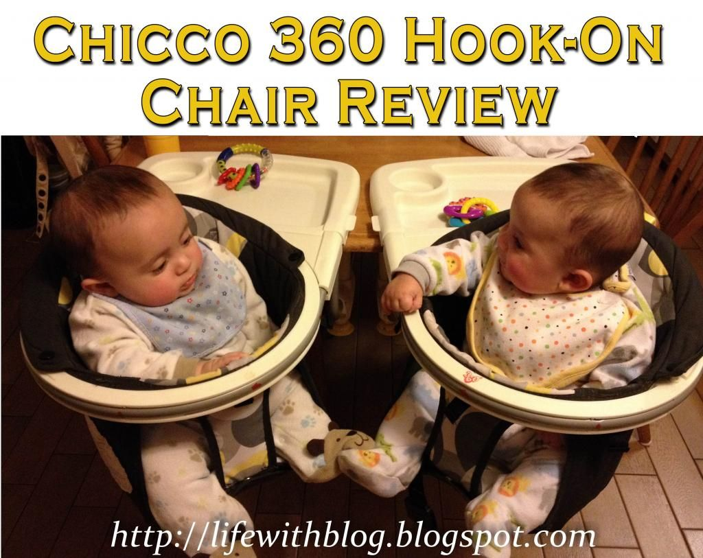 Life With Blog Review Chicco 360 Hook On Chair Chair Chicco Hook