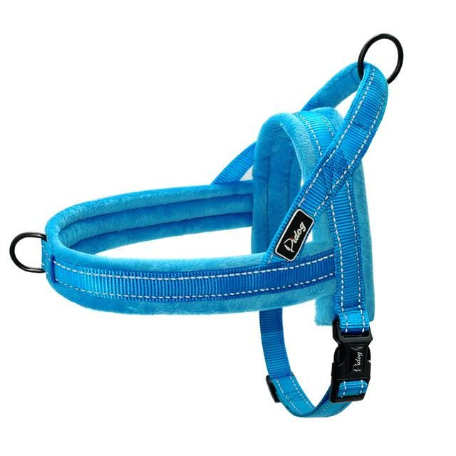 Extra Soft No Pull Dog Harness For Small And Medium Dogs Dog