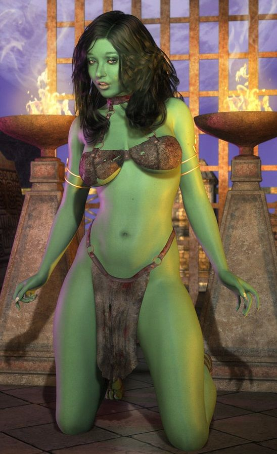 She hulk or orion slave girl cosplay cosplaygirls nude picture