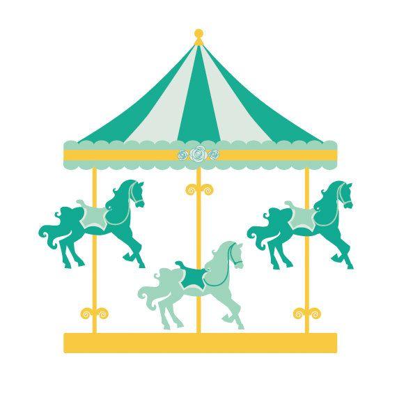 carousel clipart merry go round clip art carnival clip art fair rh br pinterest com carousel clip art free carousel clip art images