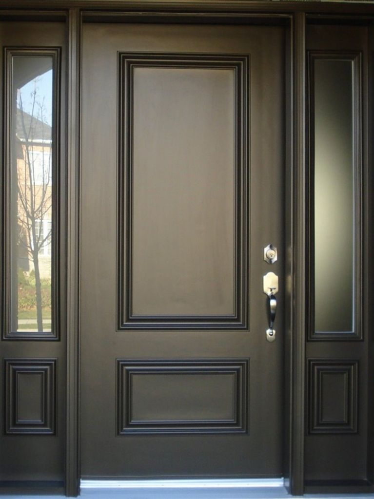 Unique Modern Single Front Door Designs For Houses New Door