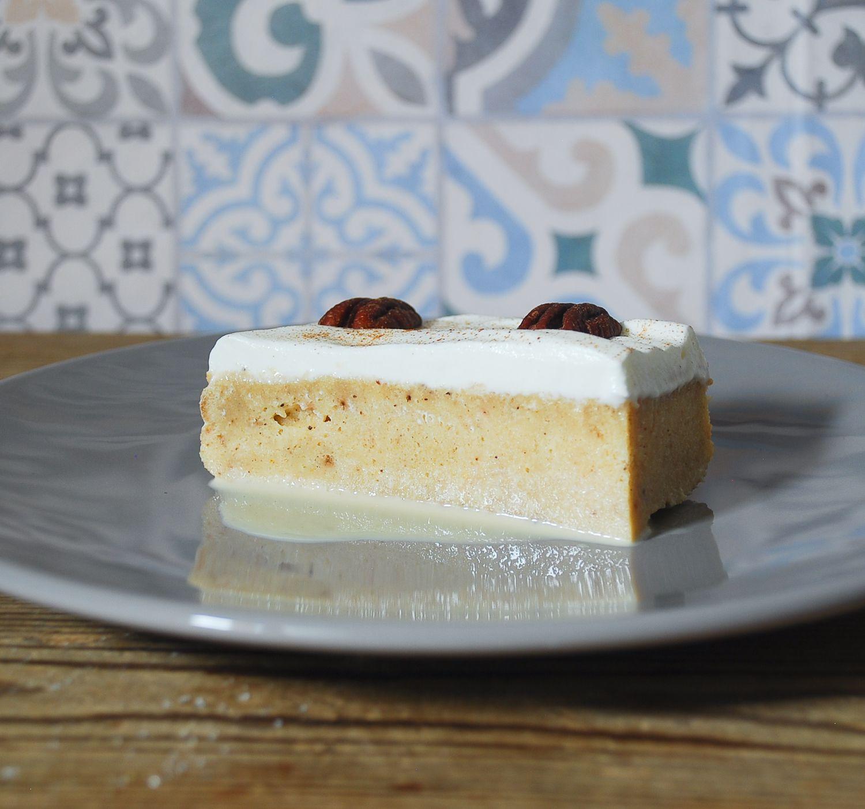 Tres leches Bailey's cake - Pastel tres leches con especias y Bailey's