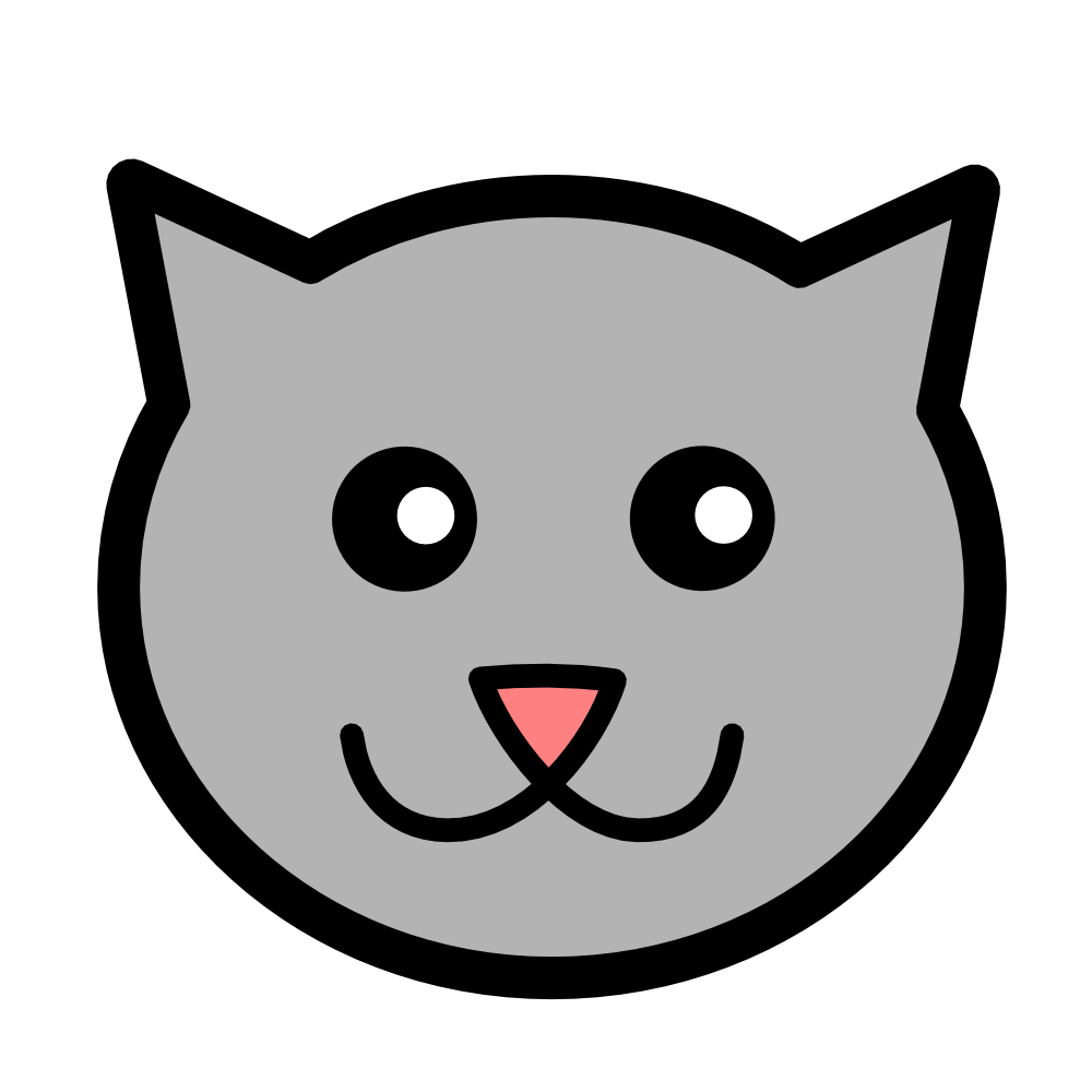Kitty Icon Clip Art With Images