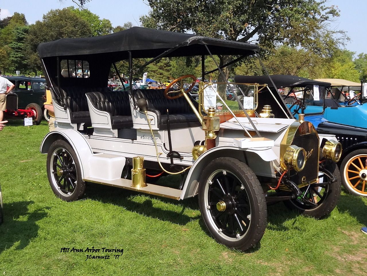 1911 Ann Arbor Touring The 2017 Orphan Car Show in Ypsilanti ...
