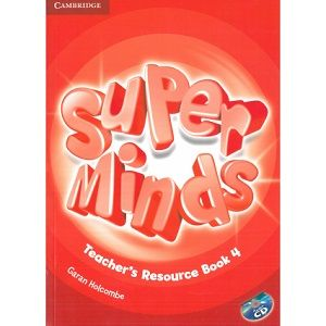 super minds workbook 4 ответы