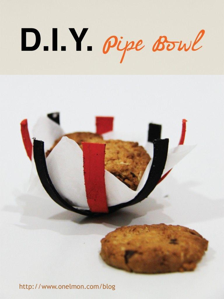 DIY Pipe Bowl tutorial