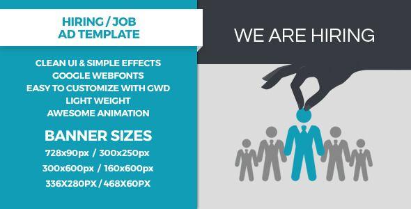 job ad template