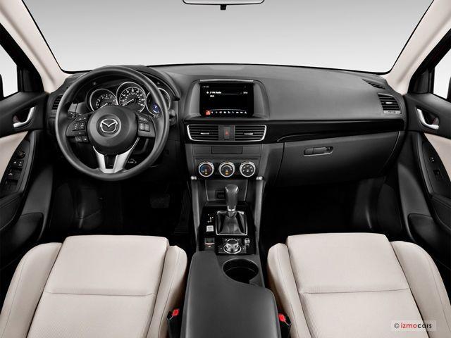 2016 Mazda Cx 5 Dashboard