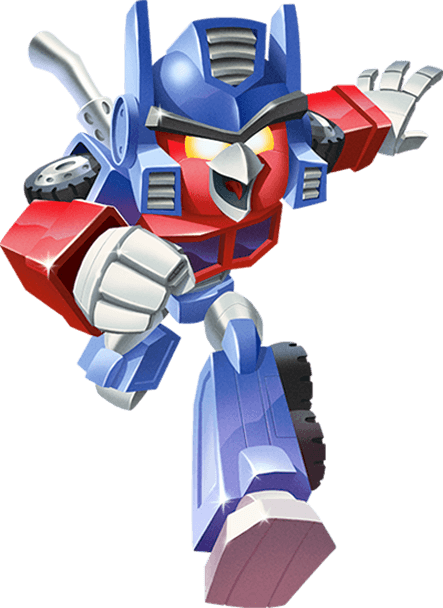 24++ Angry birds transformers optimus prime coloring page download HD
