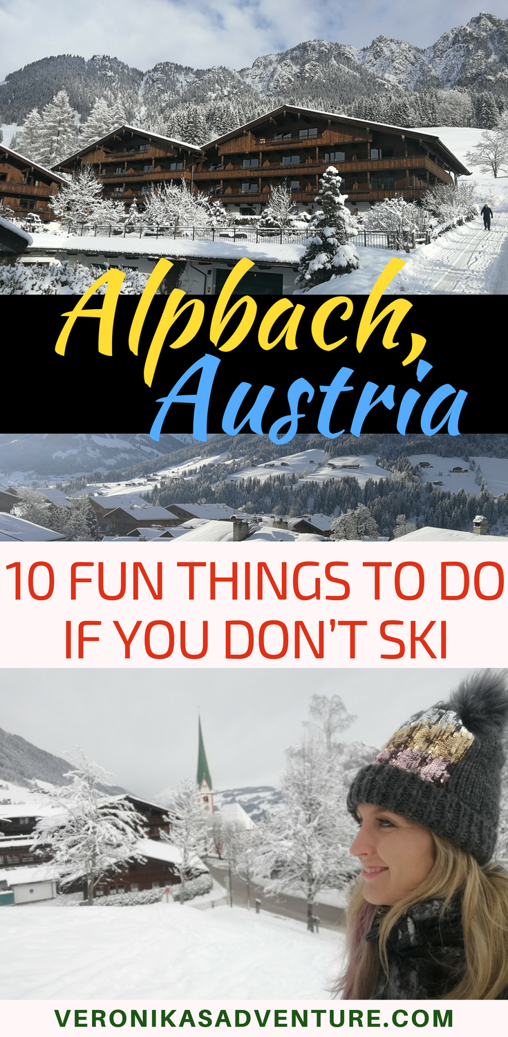 Photo of 10 Fun Things to Do in Alpbach if You Don't Ski