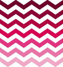 Ombré chevron shared by Emily Tompkins on We Heart It