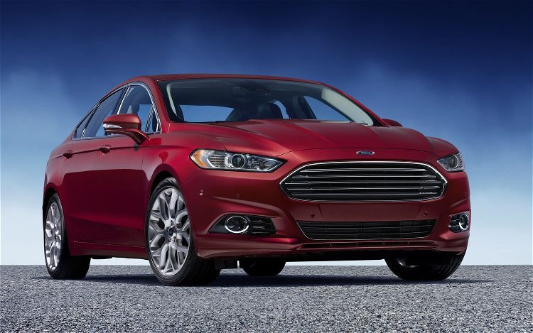 2013 Ford Fusion Finally The Us Gets The Mondeo Ford Fusion