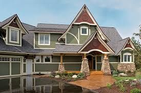 Best House Paint Colors To Use With Cedar Accents Google Search House Exterior Color Schemes House Color Schemes Exterior House Colors