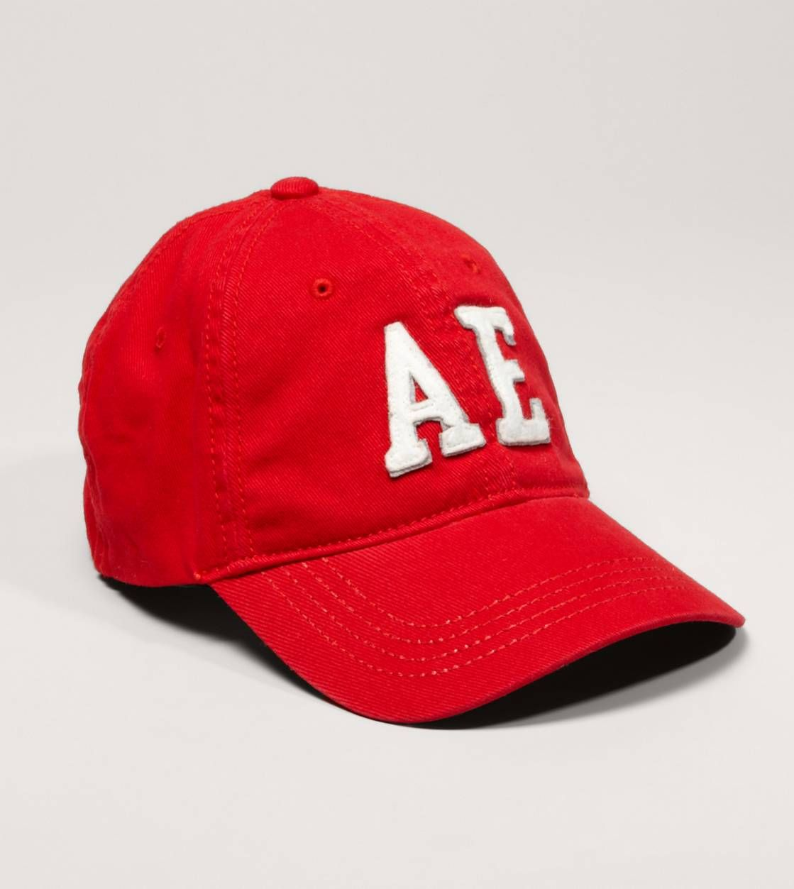 1f0a36a31 AE Logo Fitted Baseball Cap | •[ Accesorize, Bags & Shoes ]• | Mens ...