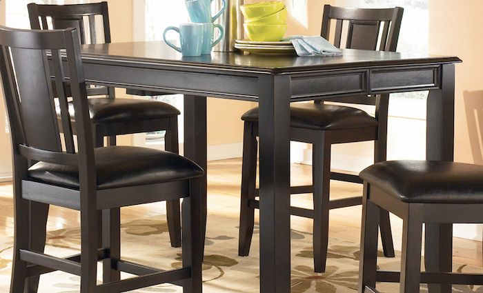 Exceptionnel Cool Inspirational Ashley Furniture Kitchen Table Sets 86 Home Design Ideas  With Ashley Furniture Kitchen Table
