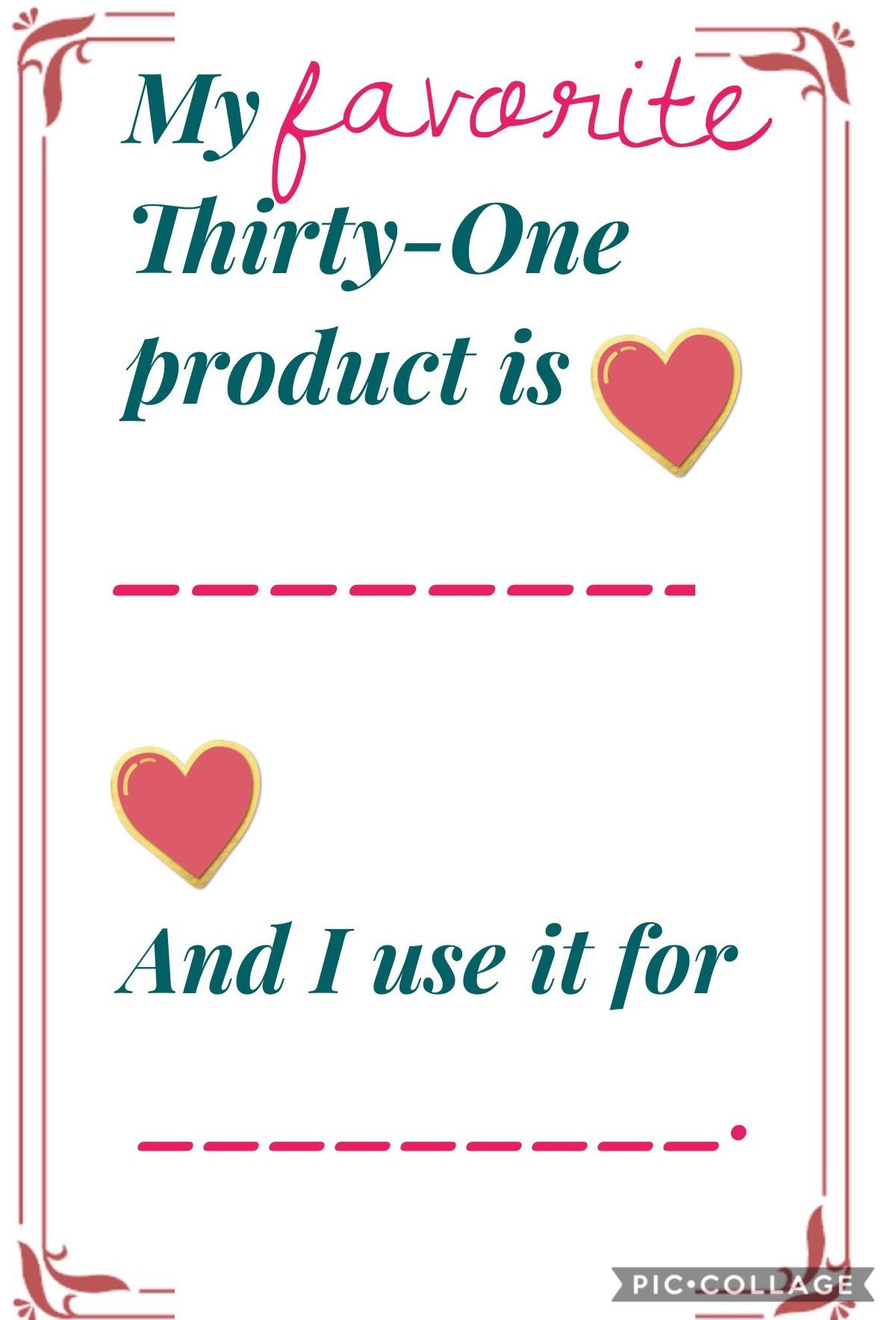 What is your favorite 31 product ? Join ThirtyOne Gifts